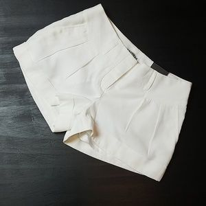 Express  - Front Pleated Shorts - NWT
